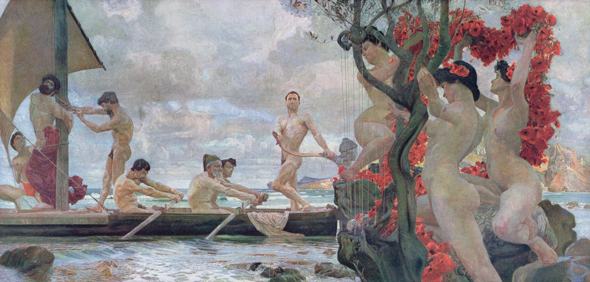 Otto Greiner: Ulysses and the Sirens